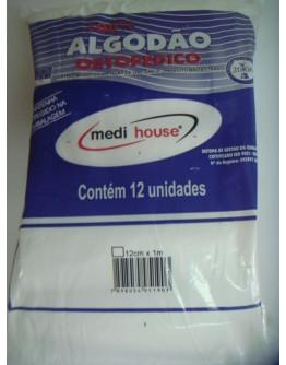 Algodão Ortopédico 10cm (12 unidades) - Medi House