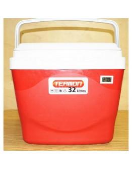 Caixa Térmica de 32 litros com Termômetro - Termon