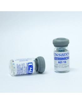 Sensidisc Azitromicina AZI 15 - DME