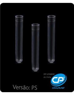 Tubo de Vidro 10 x 75mm 4mL - Cral