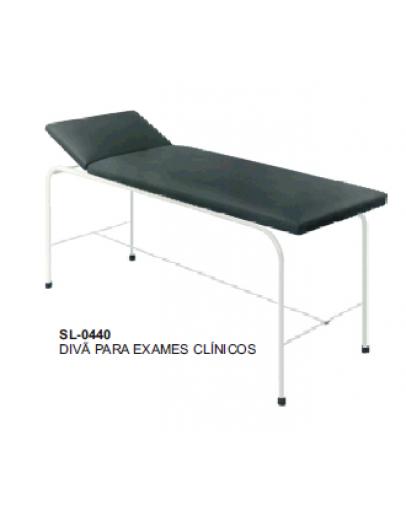 Divã para Exames Clínicos e Massagens - Santa Luzia