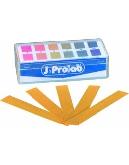 Papel Indicador de Ph (200 tiras) - J.Prolab